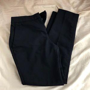 H&M size 2 black work pants